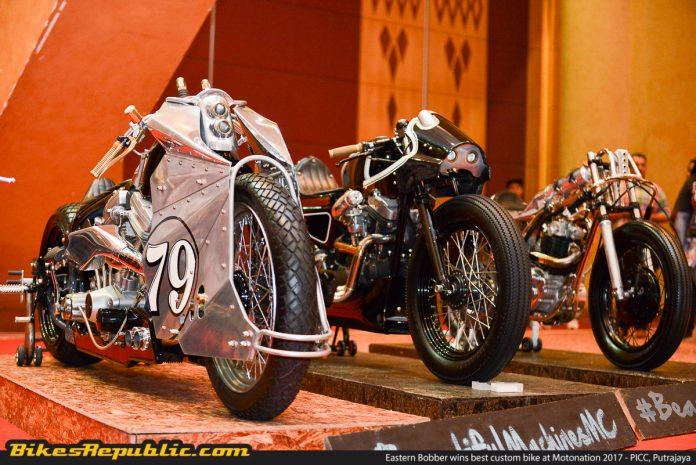 Malaysian Custom Bike Building Road To Amd Germany 2020 Motonation